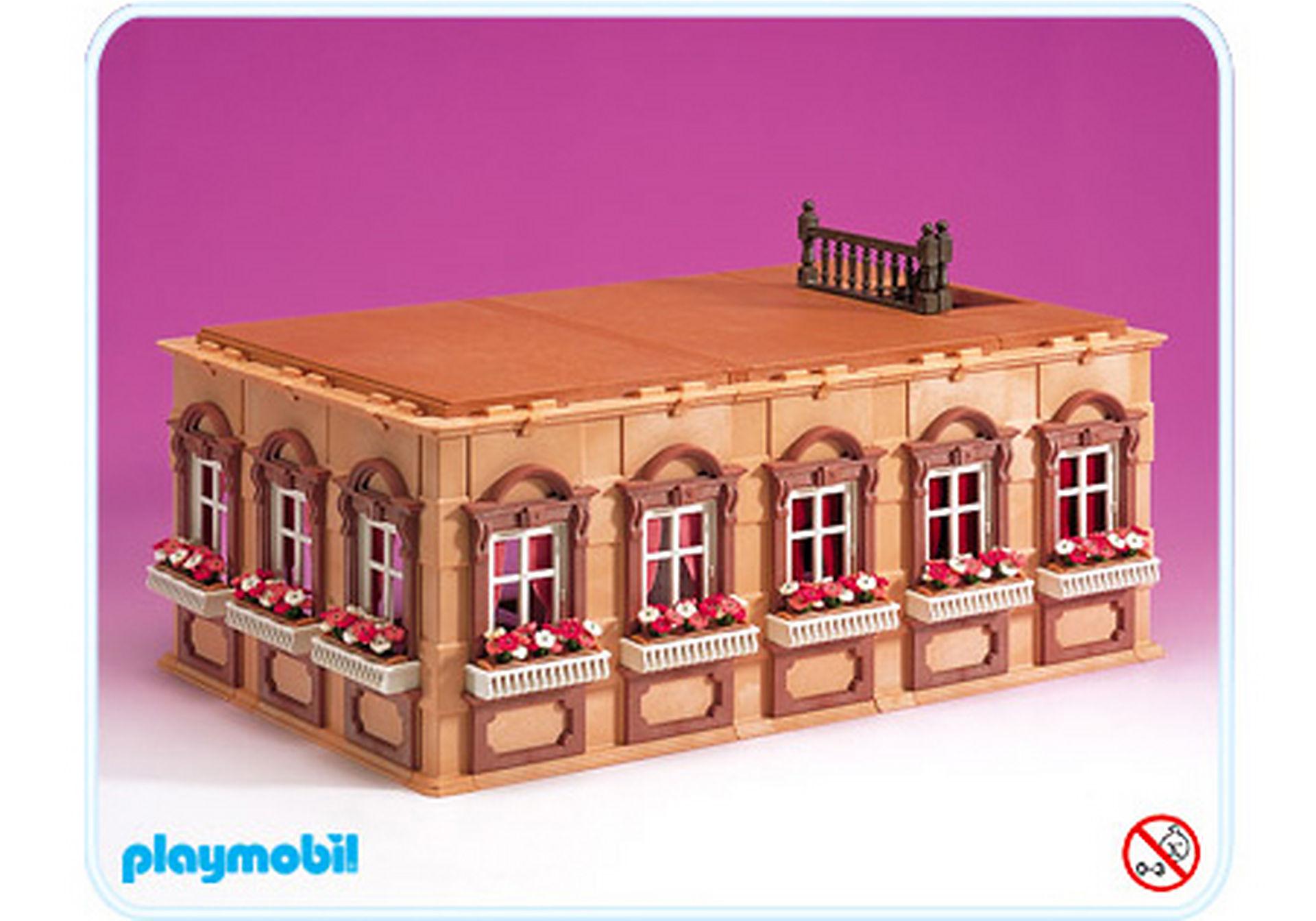 7411-A Etage supplémentaire maison zoom image1