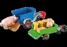 Playmobil 2 Tractor Hangers 7439