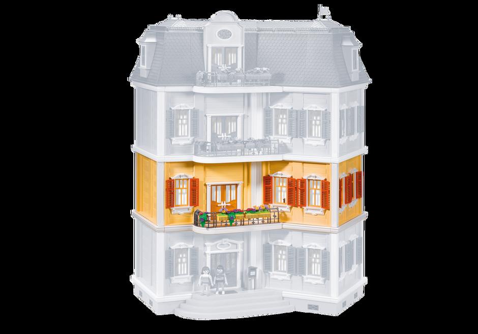 Etage suppl mentaire pour maison de ville 7483 for Maison traditionnelle 5301