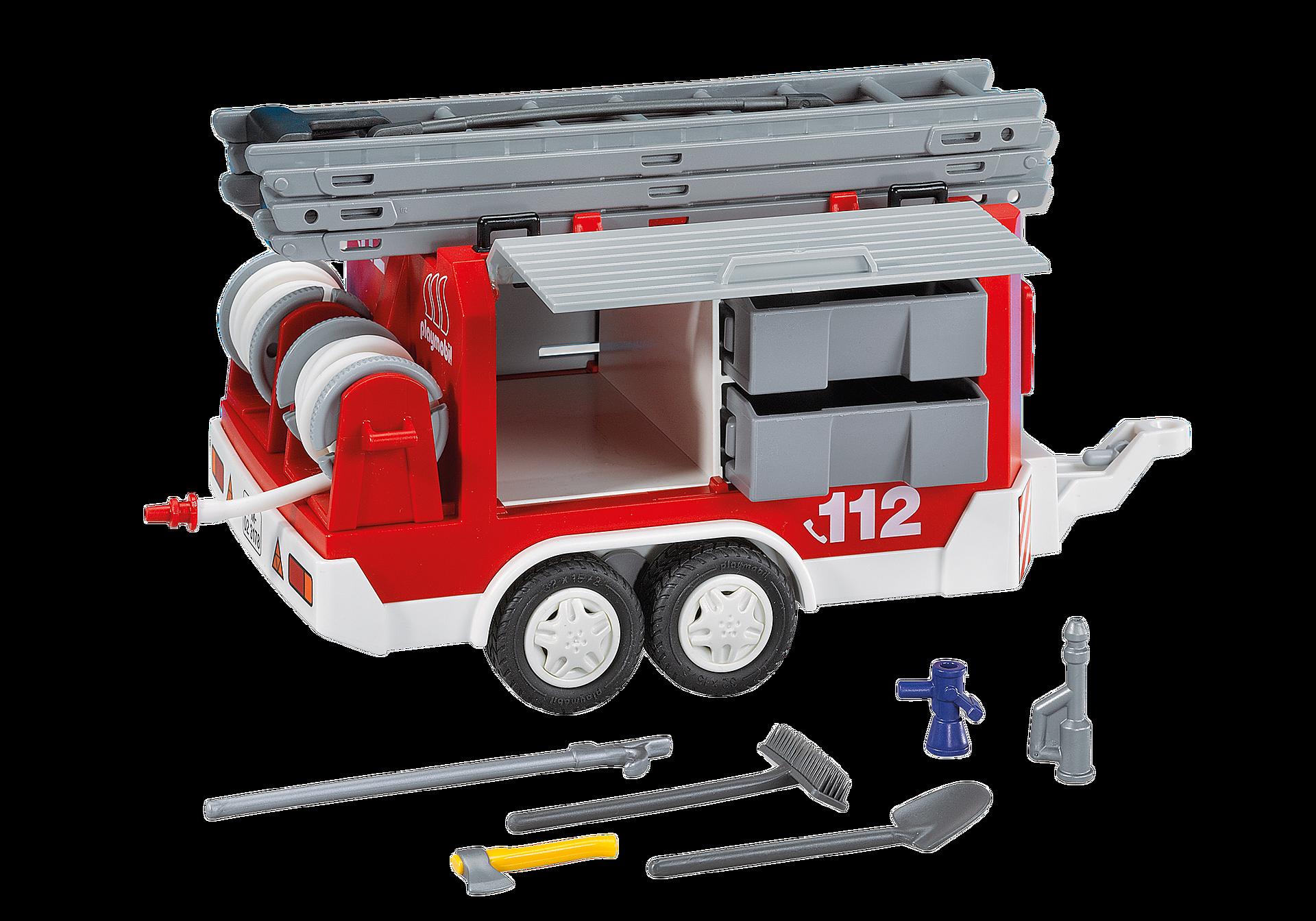 7485 Feuerwehr-Anhänger zoom image1