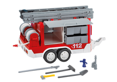 Playmobil Fire Trailer 7485