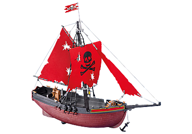 7518 Piratenschip