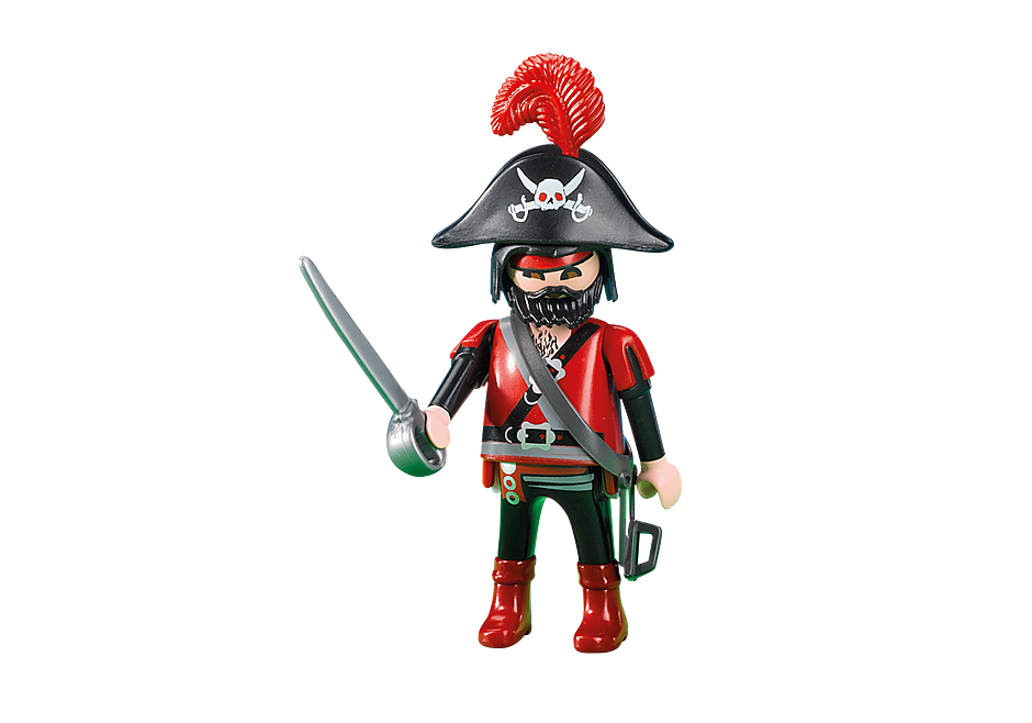 7531 Capitaine des pirates detail image 1