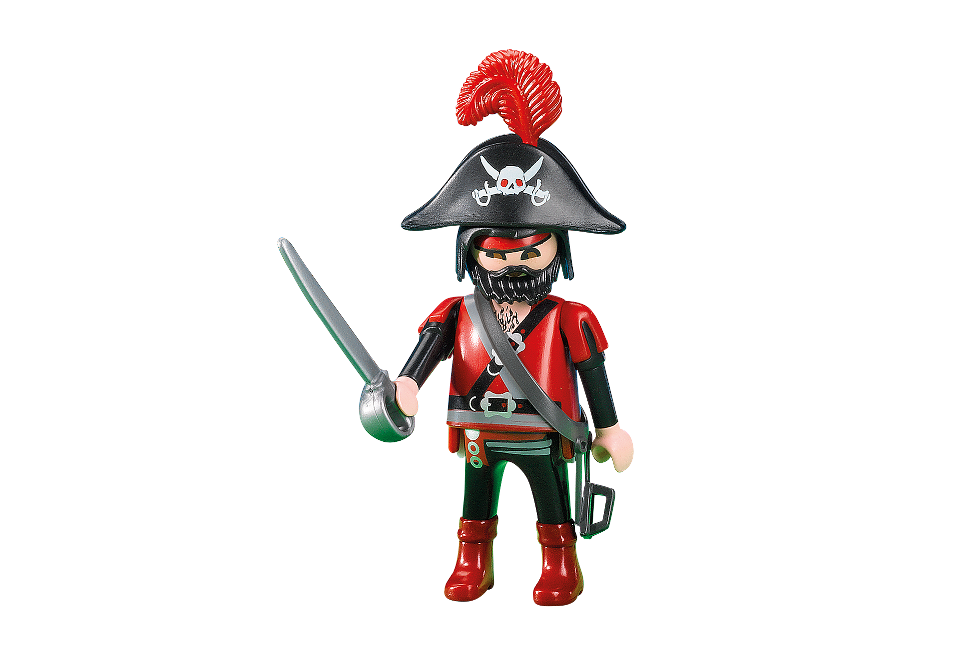 7531 Capitaine des pirates zoom image1