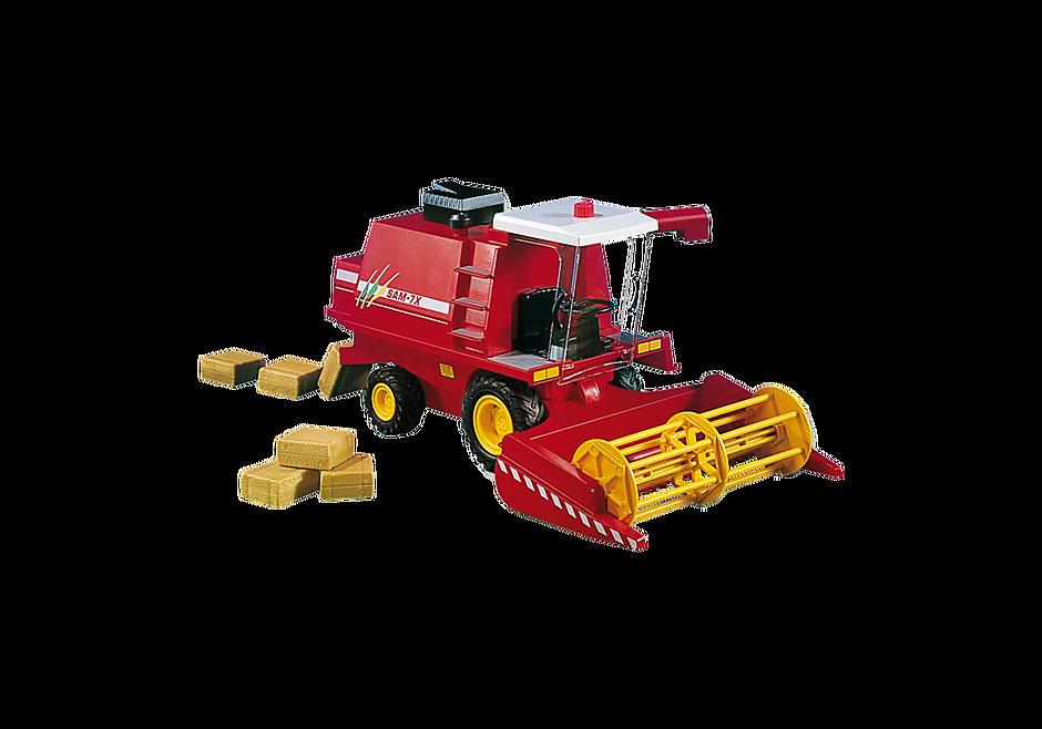 7645 Harvester detail image 1