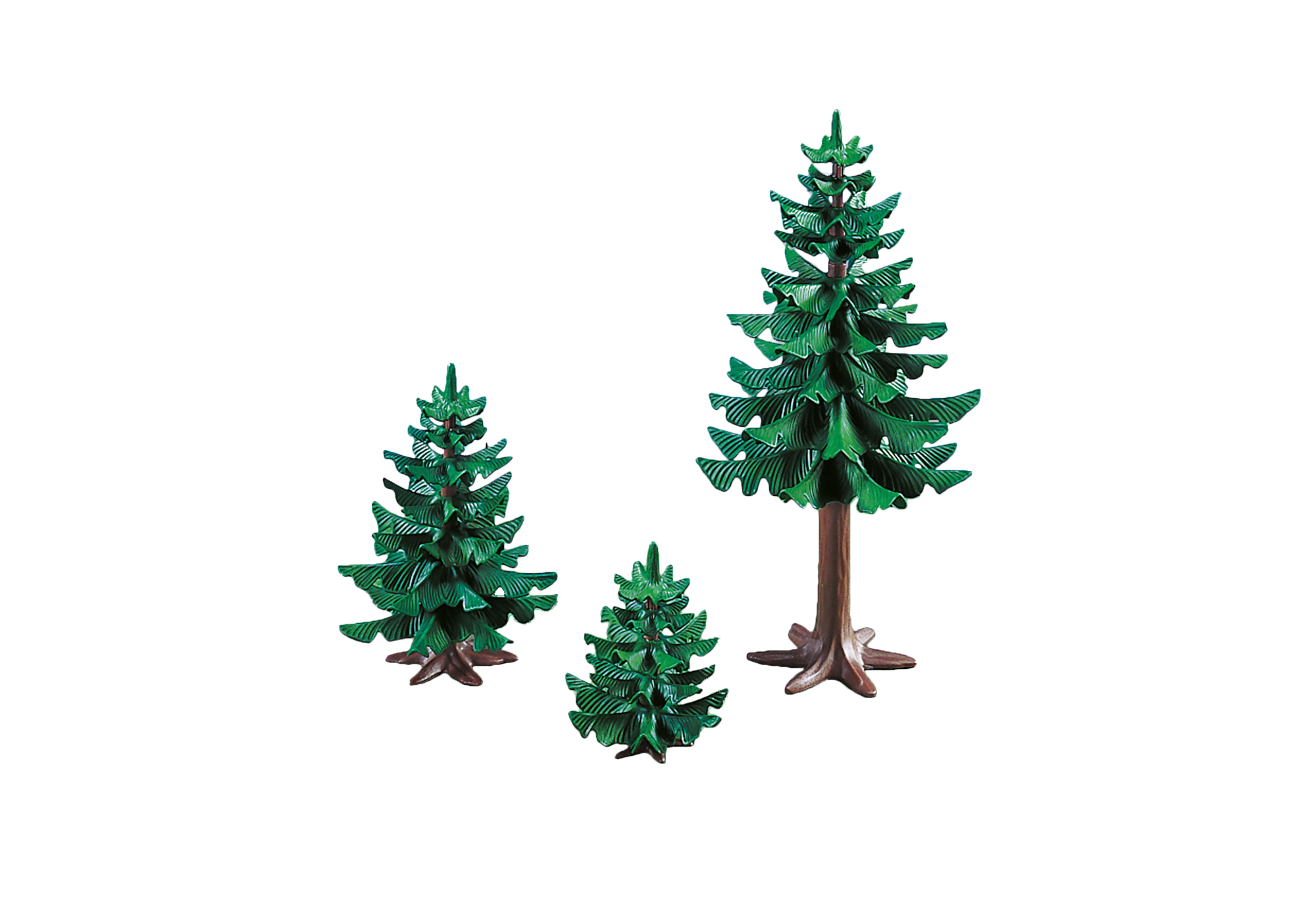 3 Sapins 7725 Playmobil 174 France