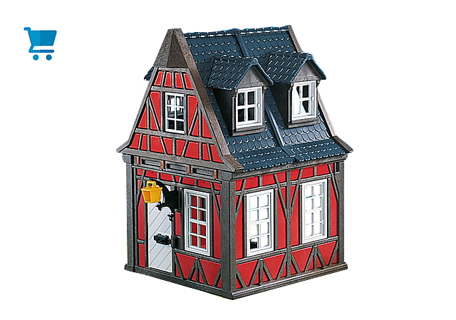 7785_product_detail/Red Timbered House