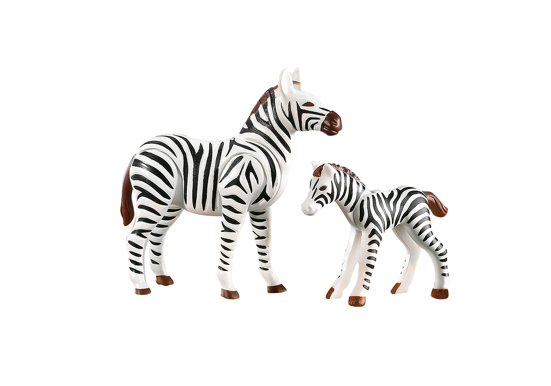 7898 Zebra with Foal zoom image1