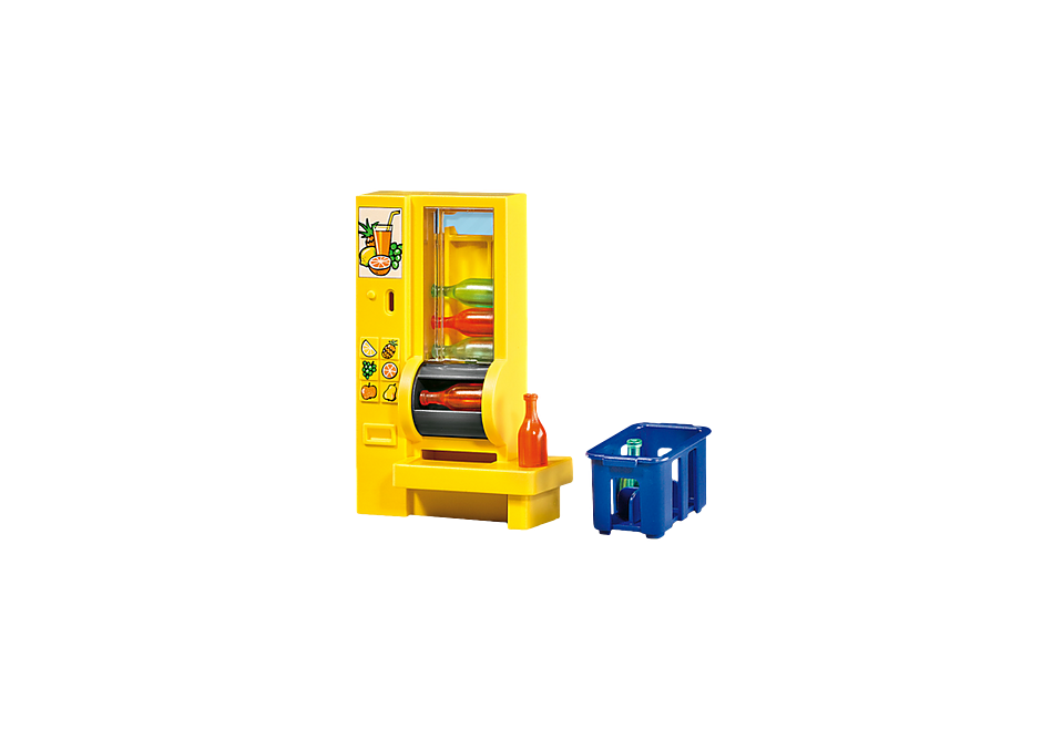 7931 Vending Machine detail image 1