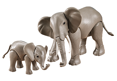 7995_product_detail/Μεγάλος και μικρός ελέφαντας