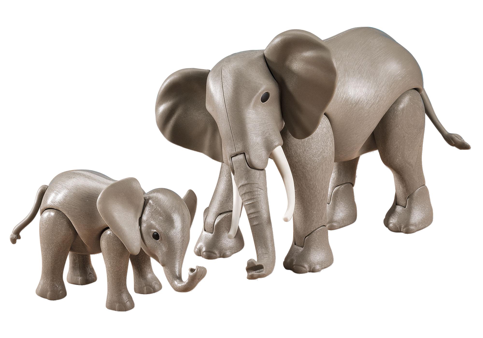 7995_product_detail/Elefant med unge