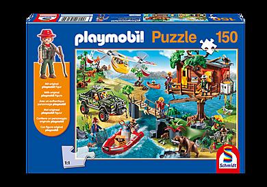 80010 Puzzle - Abenteuer-Baumhaus