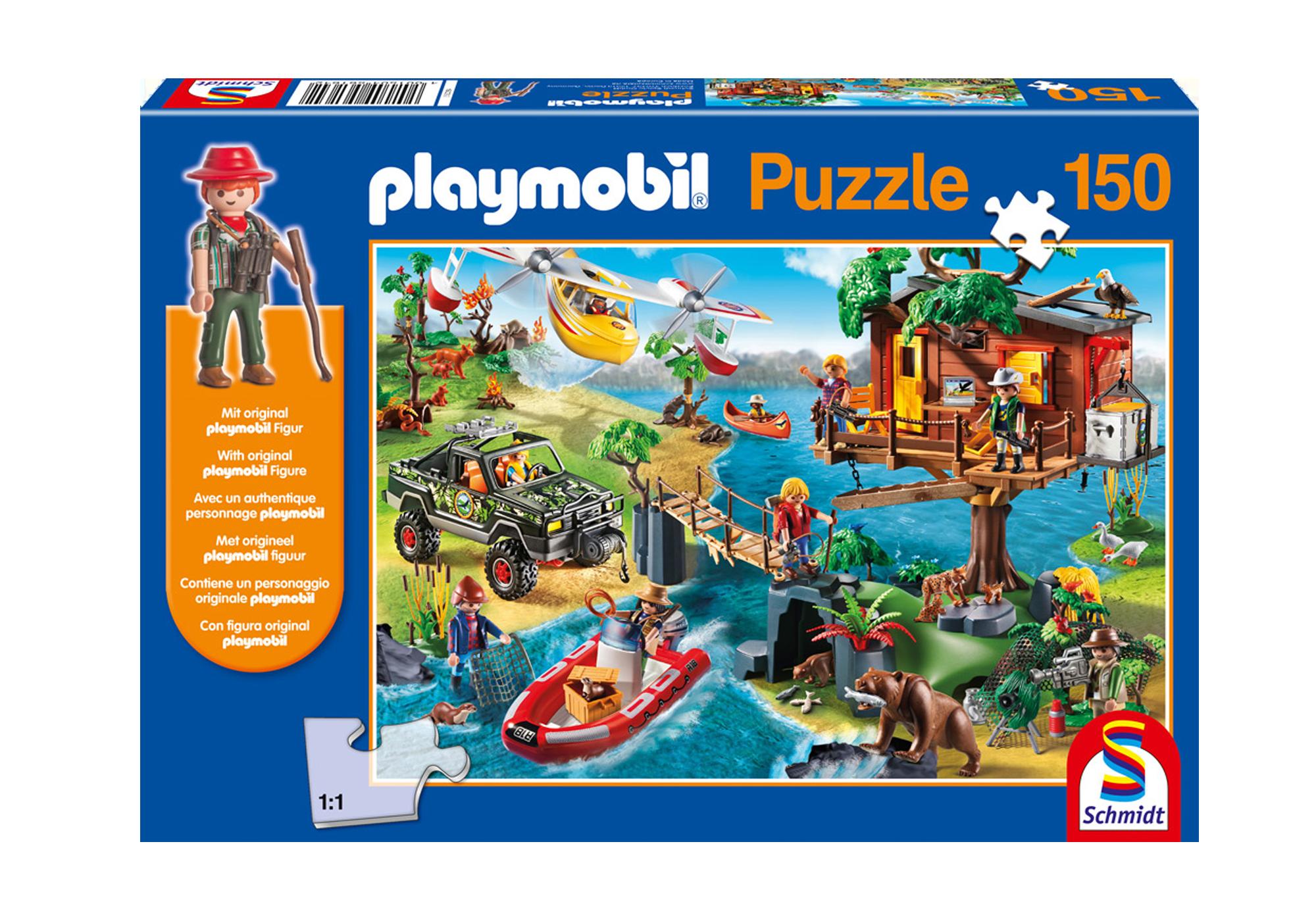 80010_product_detail/Puzzle - Abenteuer-Baumhaus