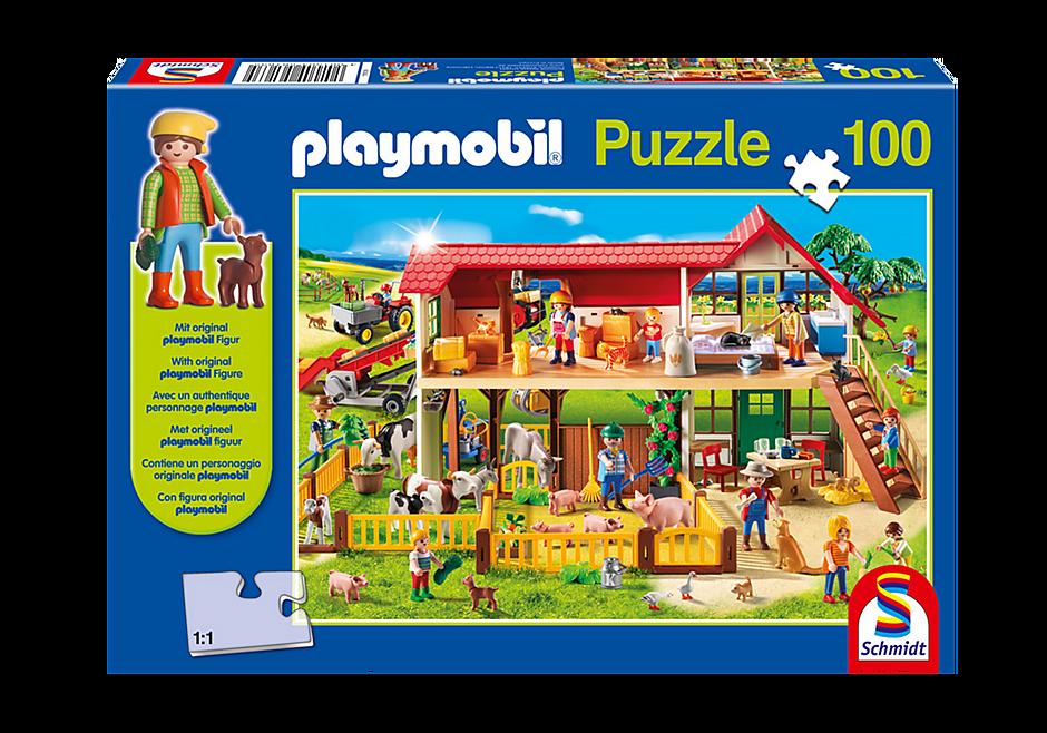 80011 Puzzle - Bauernhof detail image 1