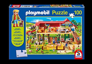 80011 Puzzle - Bauernhof