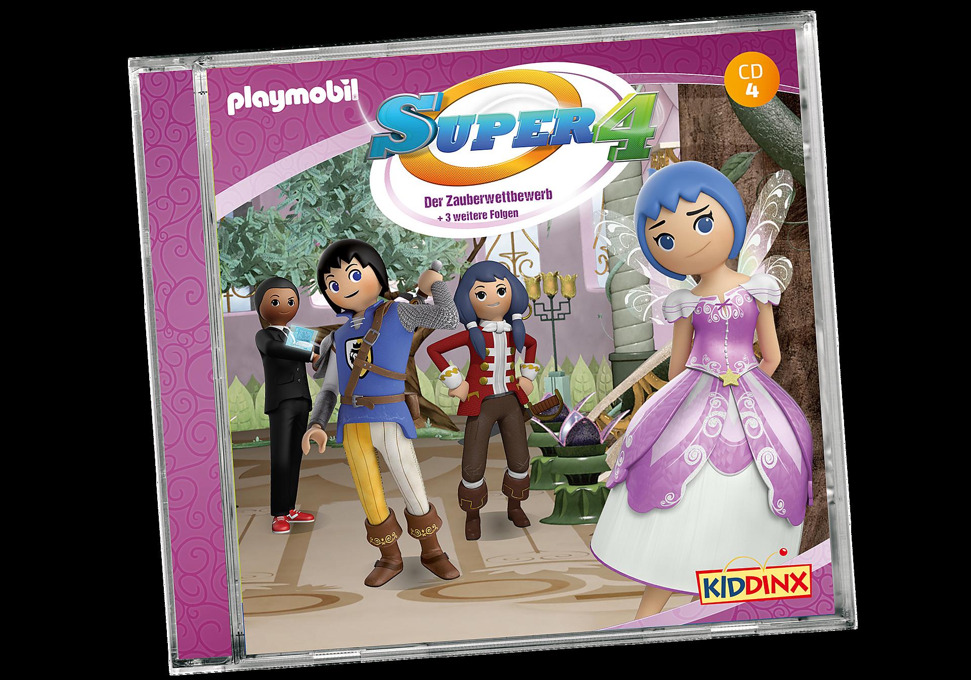 80016 CD Super4: Folge 4 Der Zauberwettbewerb zoom image1