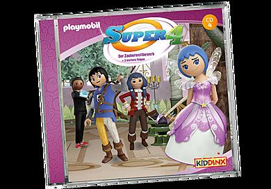 80016 CD Super4: Folge 4 Der Zauberwettbewerb