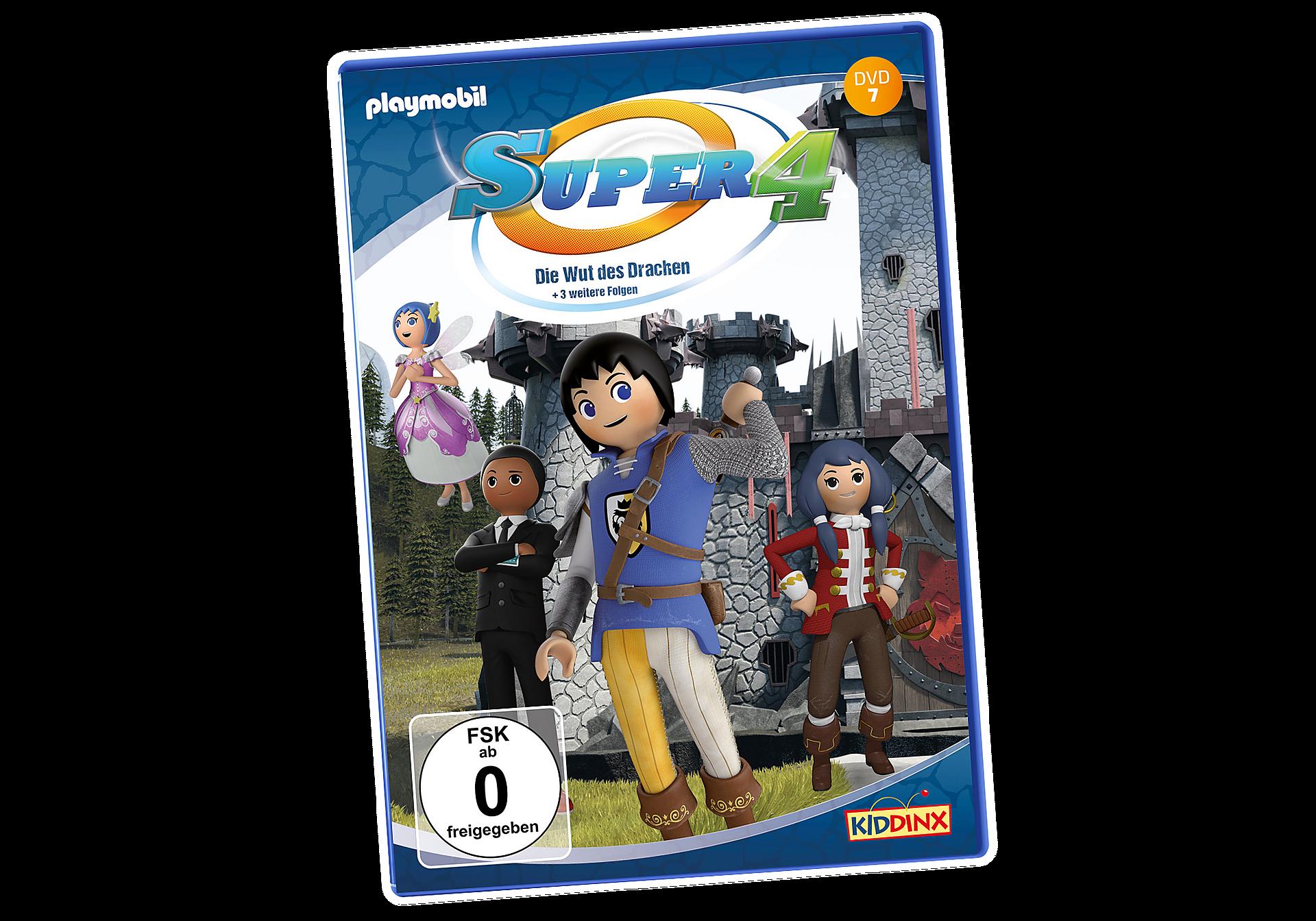 80019 DVD Super4: Die Wut des Drachen   zoom image1