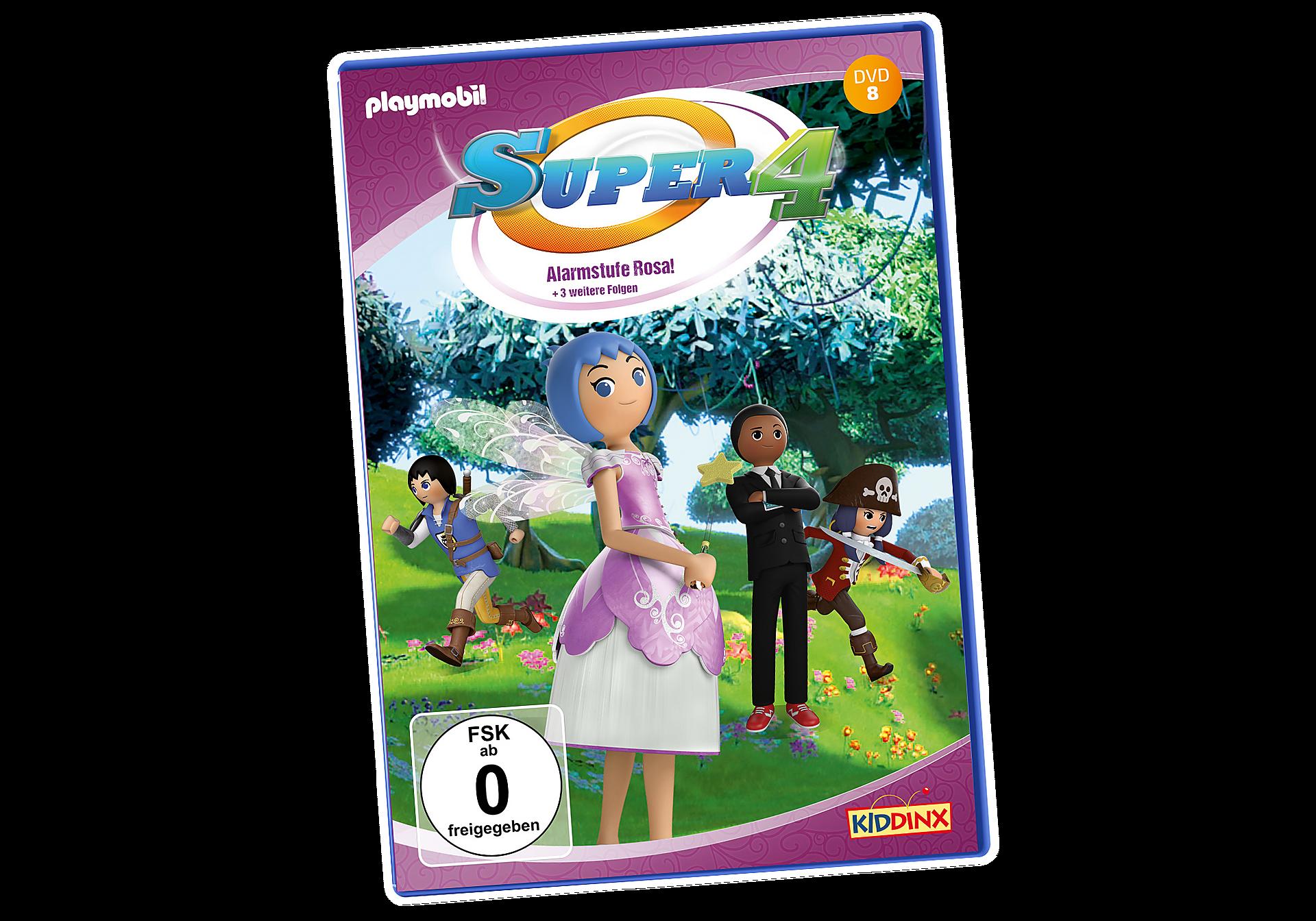 80020 DVD Super4: Alarmstufe Rosa! zoom image1