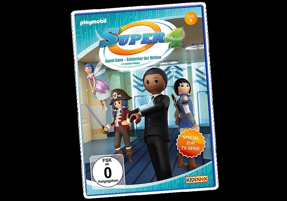 80021 DVD Super4: Agent Gene, Entdecker der Welten  detail image 1