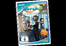 DVD Super4: Agent Gene, Entdecker der Welten