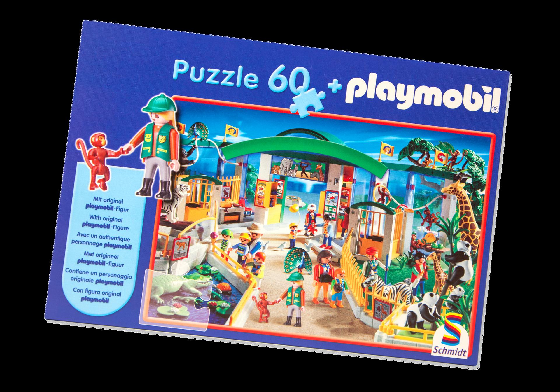 puzzel dierentuin 80059 playmobil 174 nederland