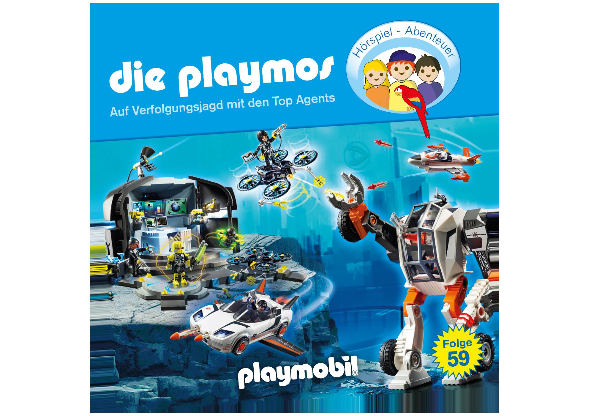 http://media.playmobil.com/i/playmobil/80061_product_detail/Auf Verfolgungsjagd mit den Top Agents - Folge 59