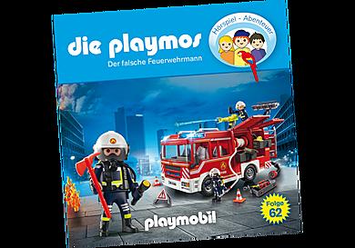 80084 Der falsche Feuerwehrmann - Folge 62