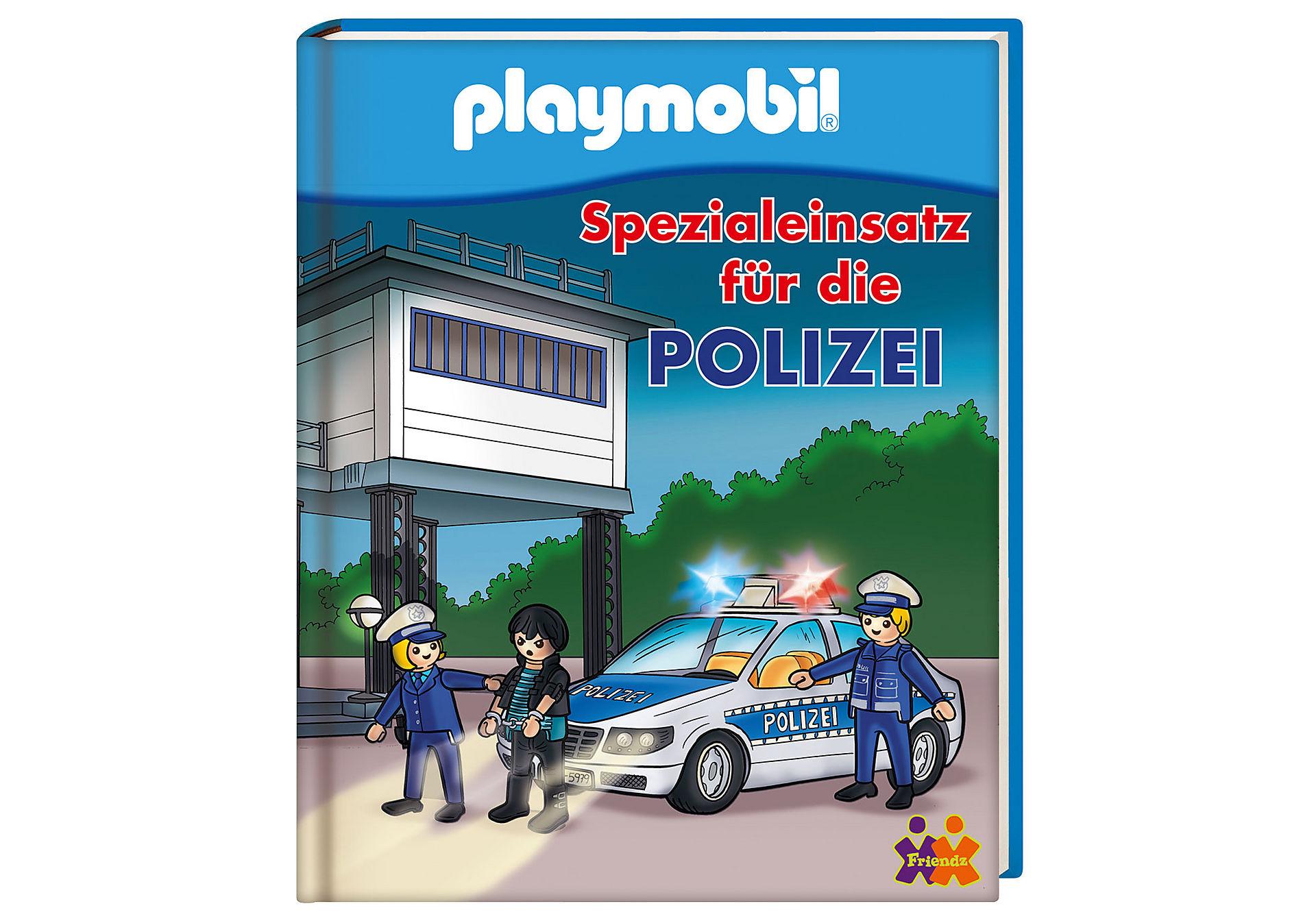 80090 Spezialeinsatz für die Polizei zoom image1