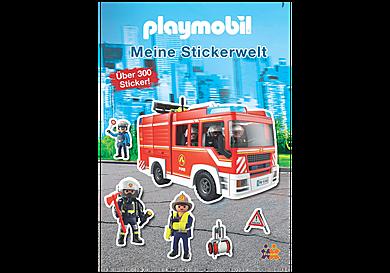 80091 Meine Stickerwelt