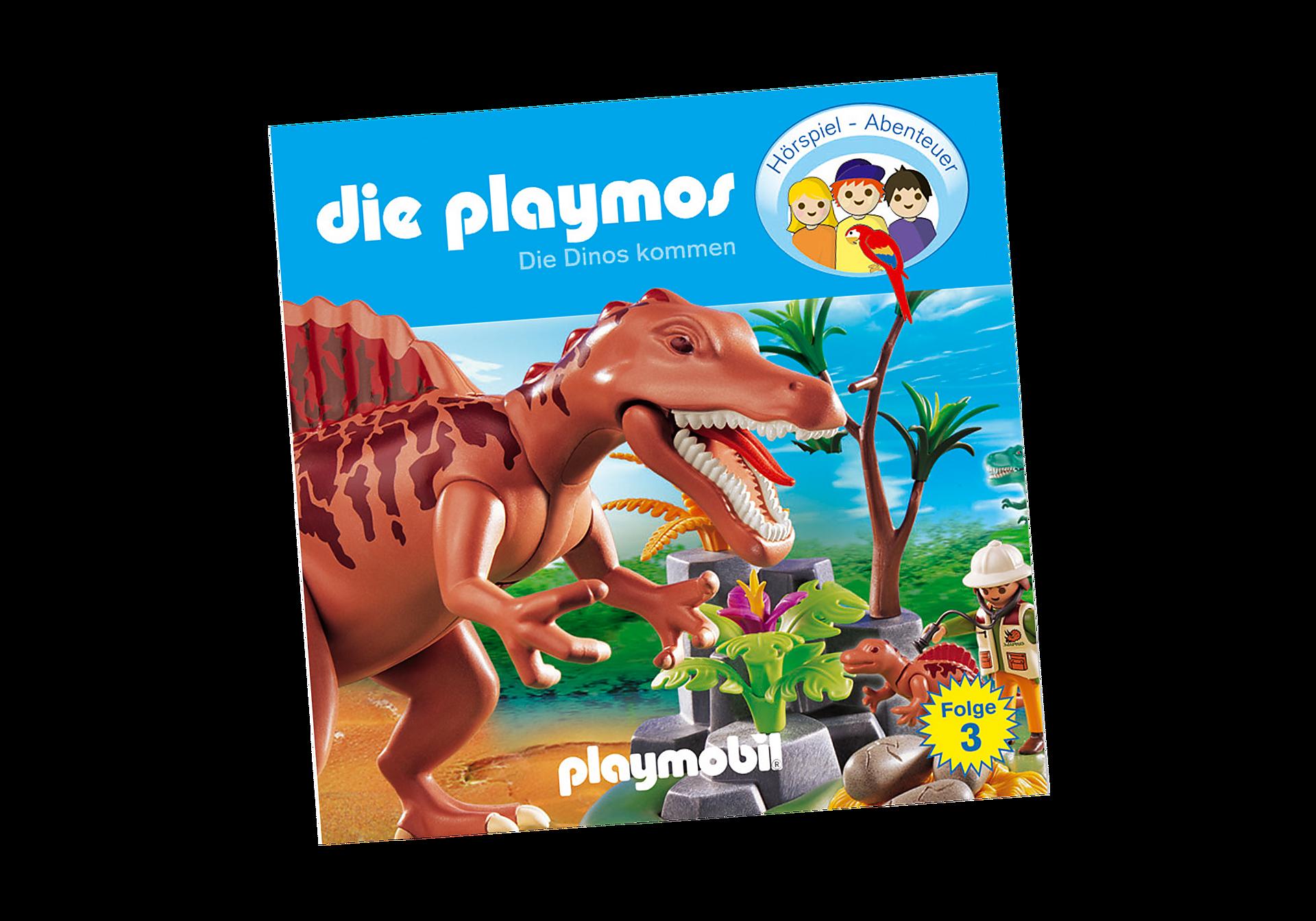 80132 Die Dinos kommen (3) - CD zoom image1