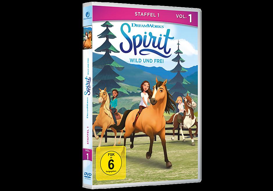 80138 DVD: Spirit - Wild und frei, Staffel 1, Vol. 1 detail image 1
