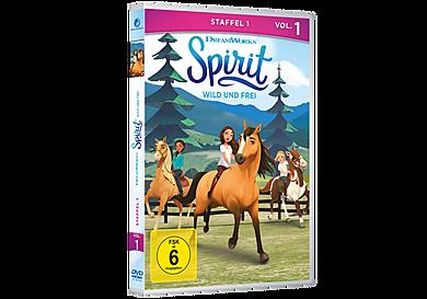 80138 DVD: Spirit - Wild und frei, Staffel 1, Vol. 1