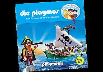 80140_product_detail/Viele Piraten und eine Schatzkarte - Folge 67