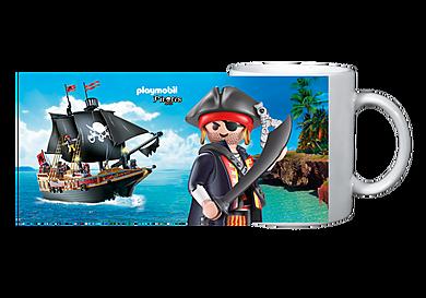 80143 Becher: Piraten