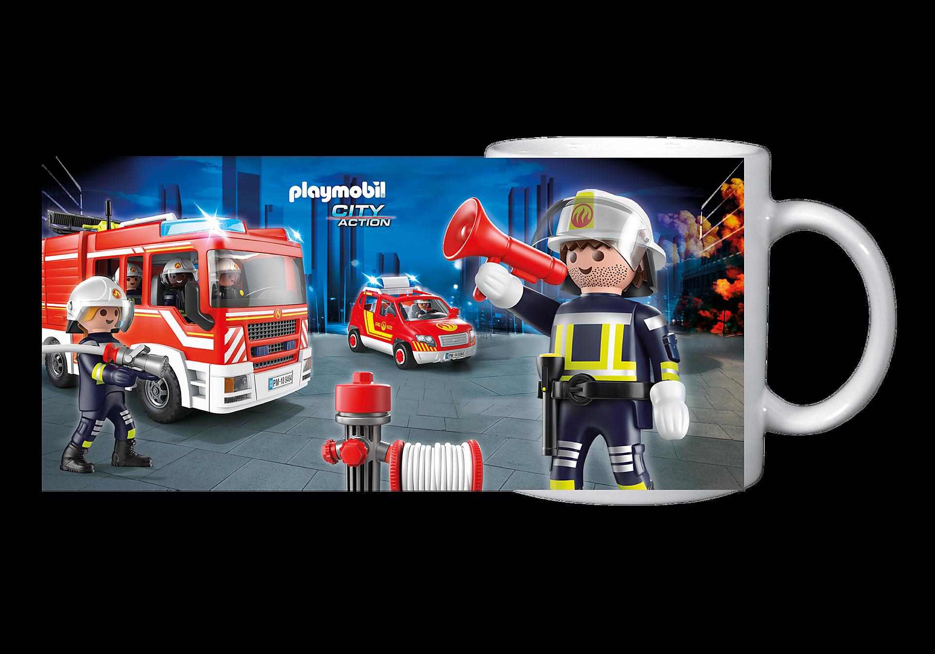 80152 Becher: Feuerwehr zoom image1