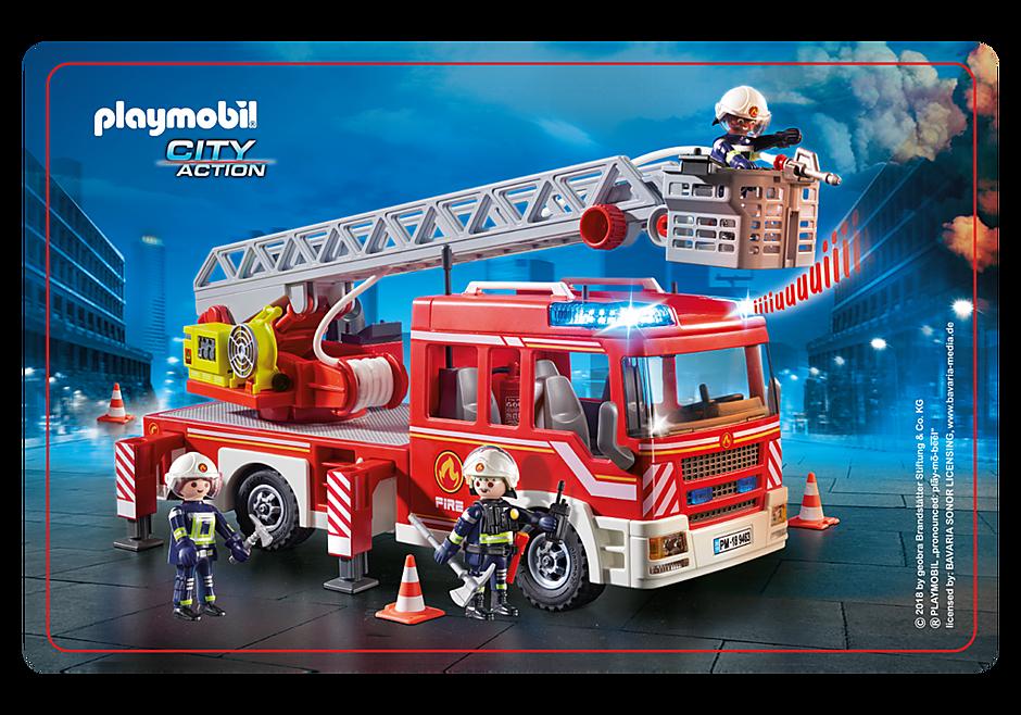 80155 Brotdose - Feuerwehr detail image 2