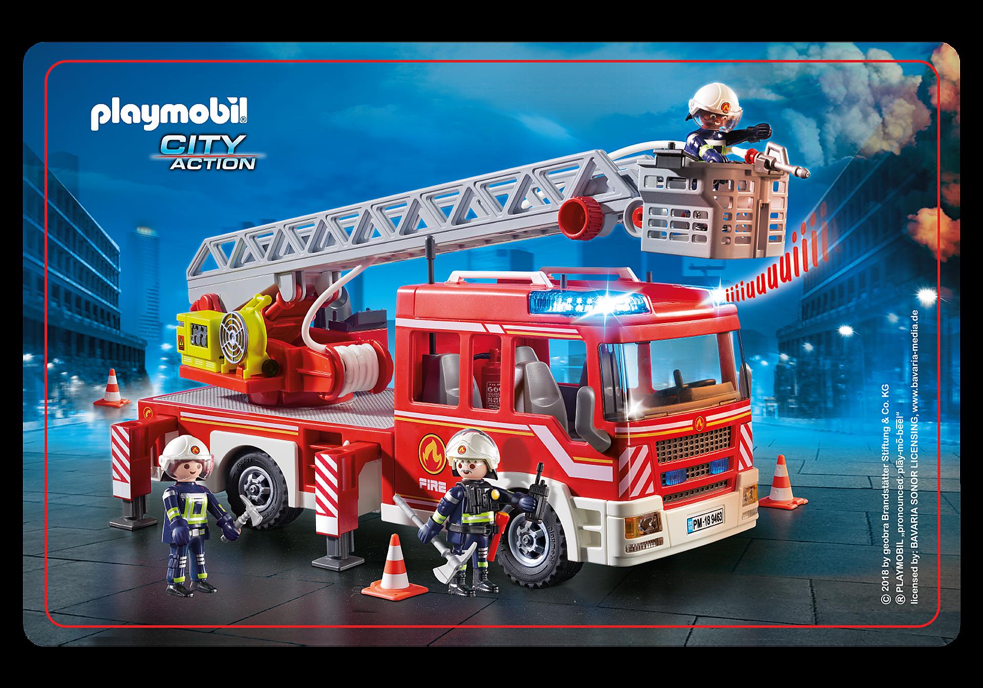 80155 Brotdose - Feuerwehr zoom image2