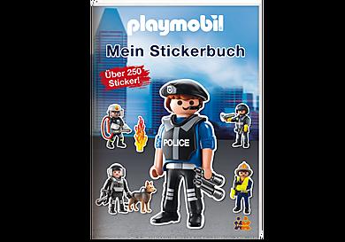 80156 Mein Stickerbuch