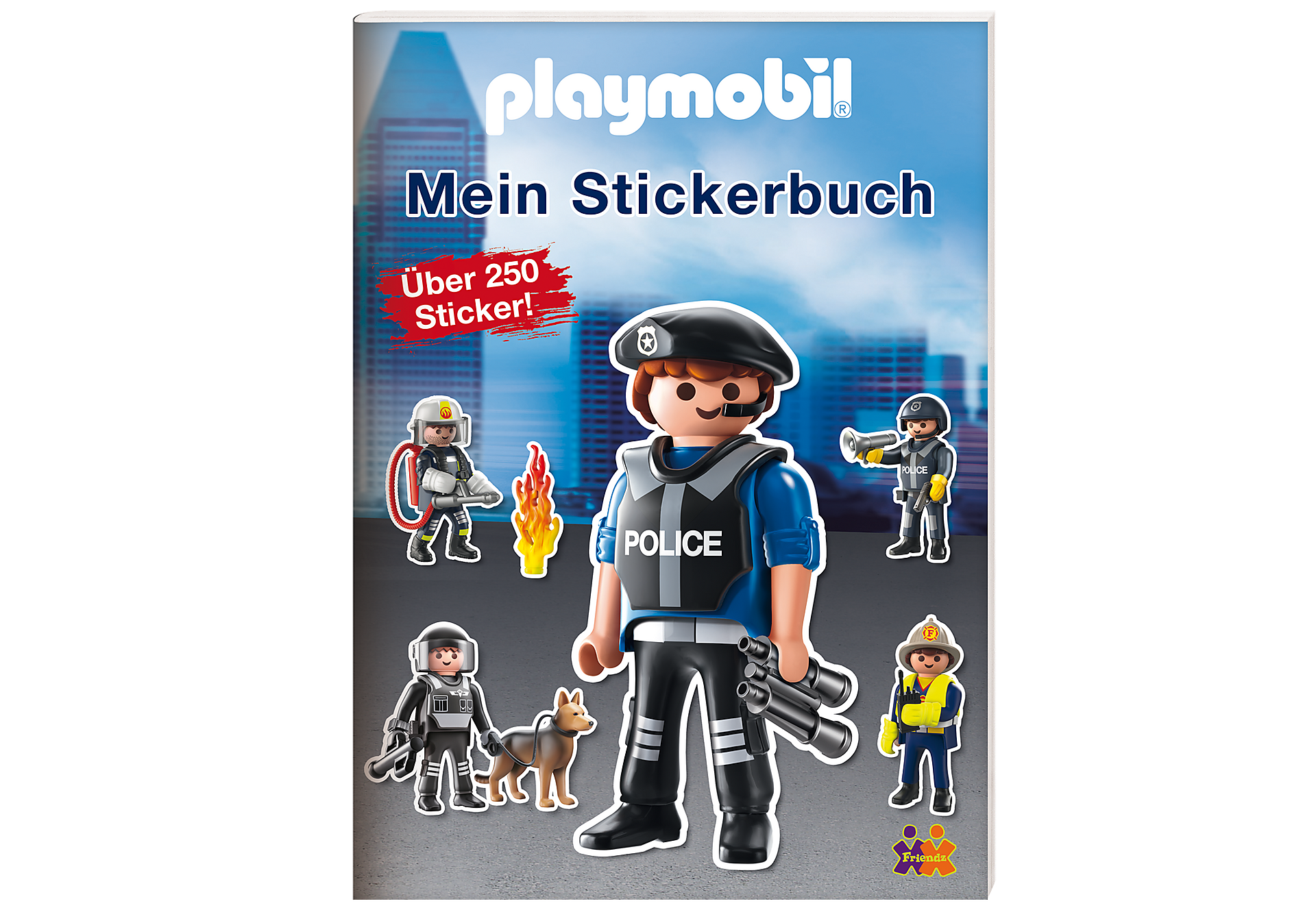 80156 Mein Stickerbuch zoom image1