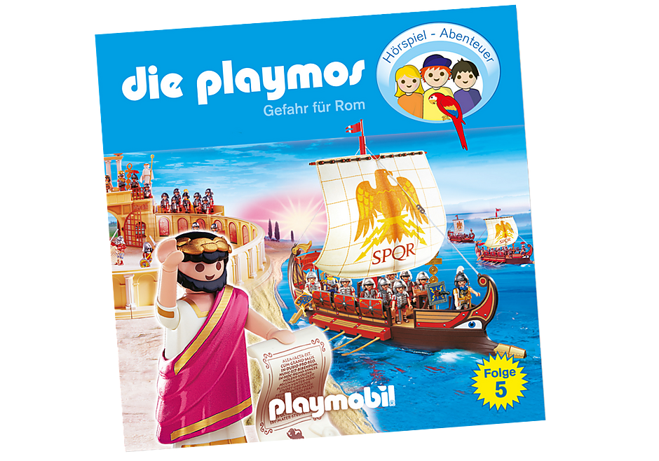 http://media.playmobil.com/i/playmobil/80157_product_detail/Gefahr für Rom (5) - CD