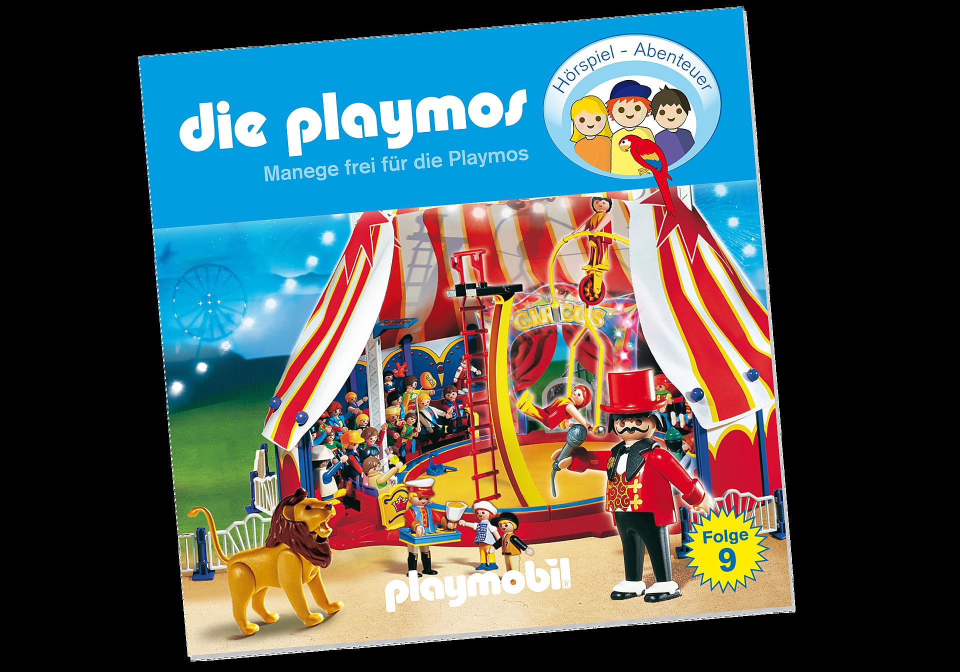 80186 Manege frei für die Playmos (9) - CD zoom image1