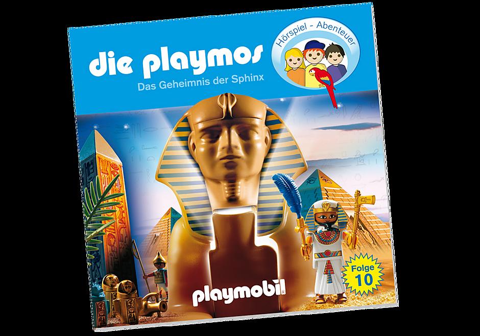 80188 Die geheimnisvolle Sphinx (10) - CD detail image 1