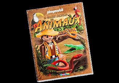 80196 La grande Aventure des animaux avec PLAYMOBIL