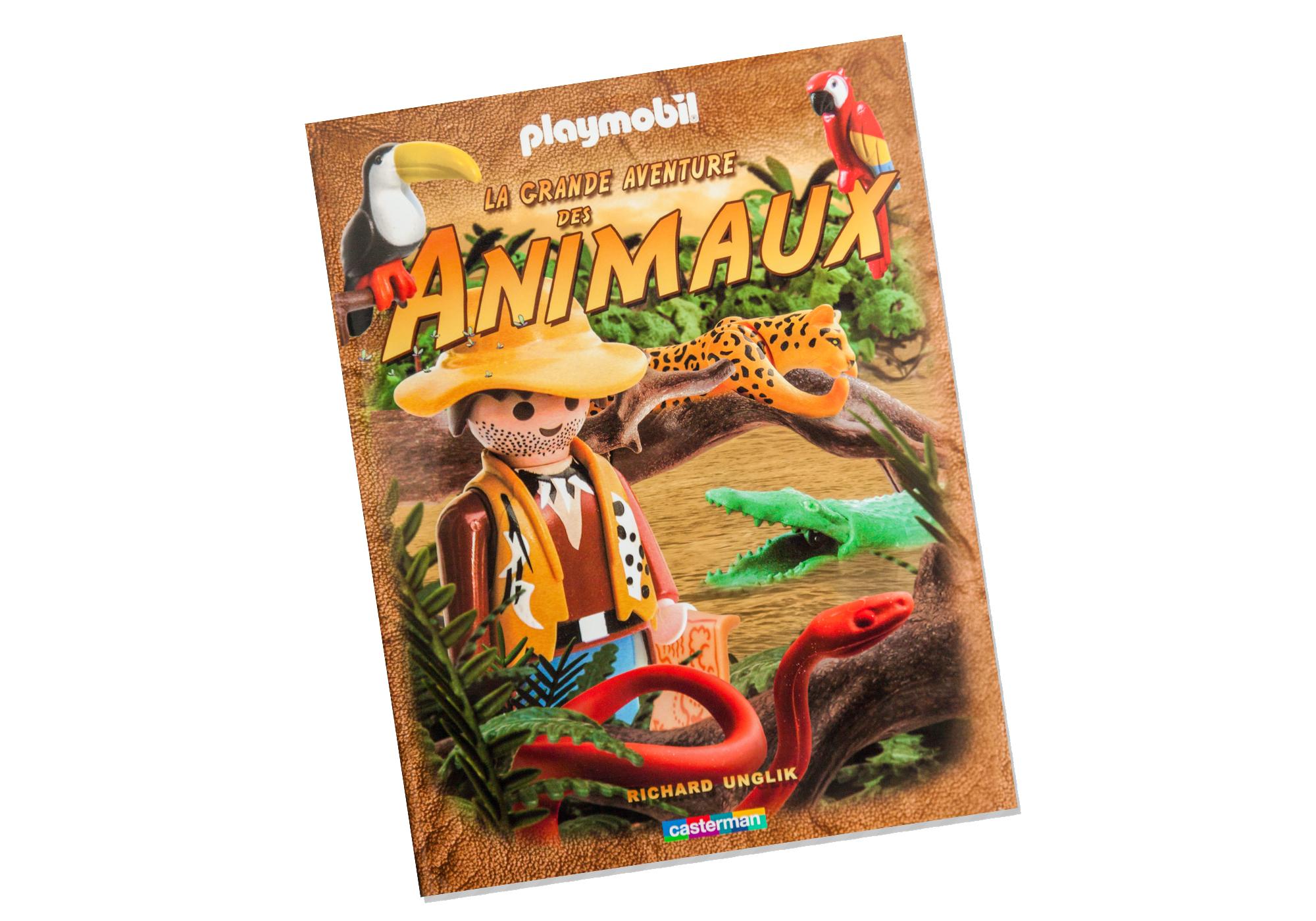 80196_product_detail/La grande Aventure des animaux avec PLAYMOBIL