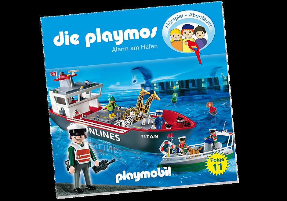 80198 Alarm im Hafen (11) - CD detail image 1