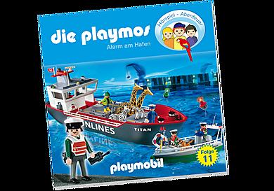 80198 Alarm im Hafen (11) - CD