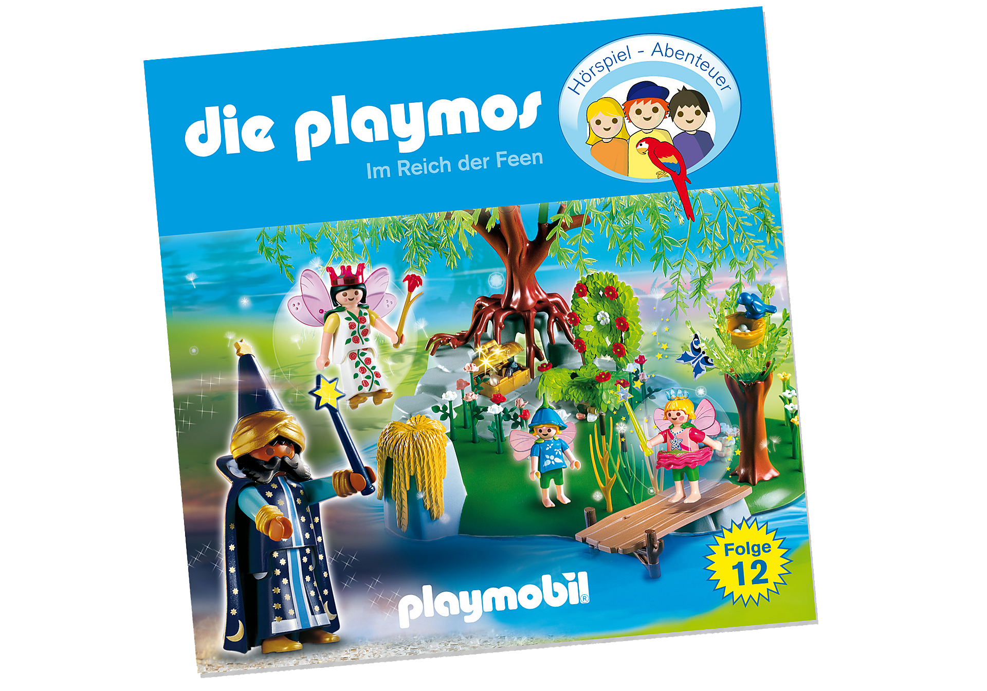 http://media.playmobil.com/i/playmobil/80200_product_detail/ Im Reich der Feen (12) - CD