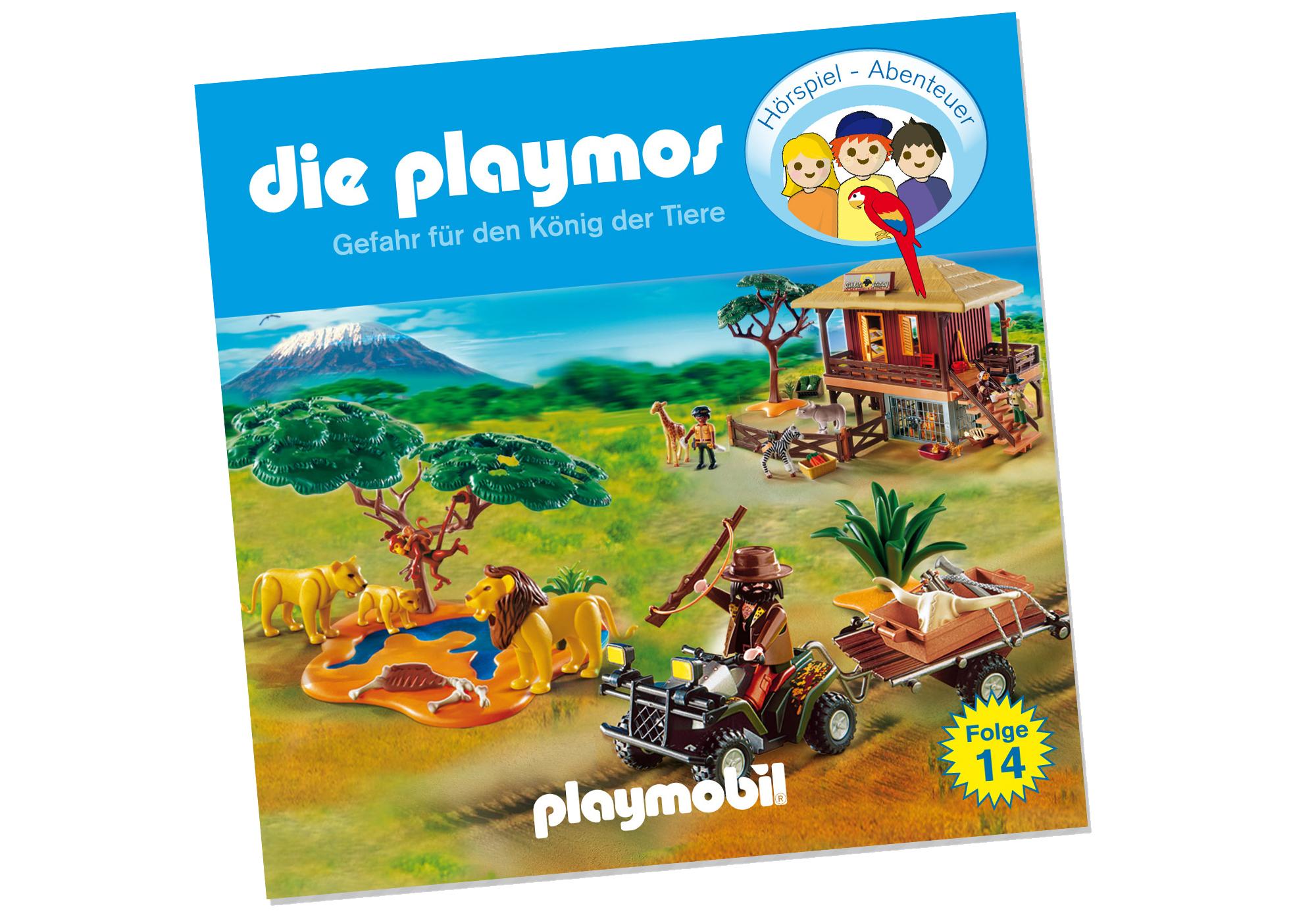 http://media.playmobil.com/i/playmobil/80245_product_detail/ Gefahr für den König der Tiere (14) - CD