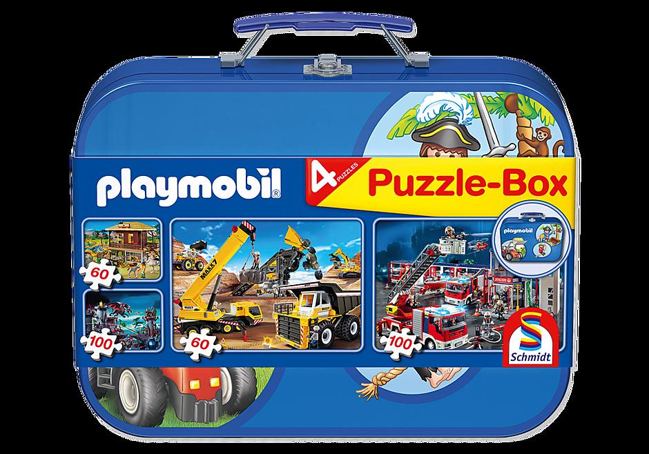 80247 Puzzle Maleta Playmobil detail image 1
